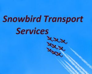snowbird car transport